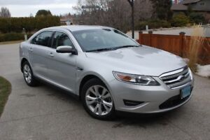 2010 Ford Taurus SEL Only 39015 Kms