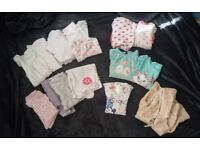 Baby girl clothes 9 - 12 months