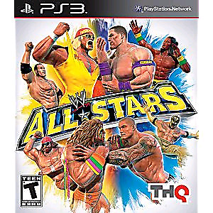 WWE All Stars for PS3
