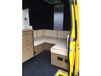 Mercedes Sprinter Camper Van For Sale