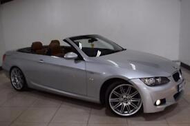 BMW 3 SERIES 2.0 320I M SPORT 2d 168 BHP (silver) 2007