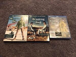 Breaking Bad Seasons 1-3