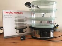 NEW 3 Tier Stainless Steel FOOD STEAMER