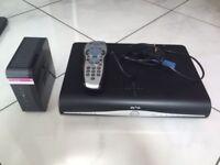 Sky+ 500gb HD + Modem