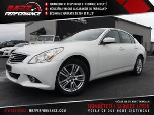 2013 Infiniti G37 Traction intégrale