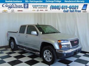 2011 GMC Canyon * SLE Crew Cab 4x4 * Local Trade *