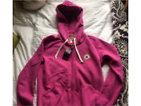 Pink Converse Jacket
