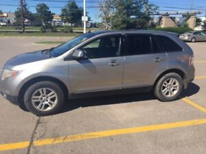 2008 Ford Edge SUV, Crossover Propane and Gas