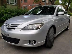 2006 Mazda3 2.3L 74,663km!!!