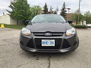2014 Ford Focus, Ford Dealer Maintained, Can Buy Today