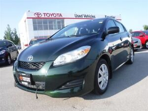 2013 Toyota Matrix TOYOTA CERTIFIED PRE OWNED
