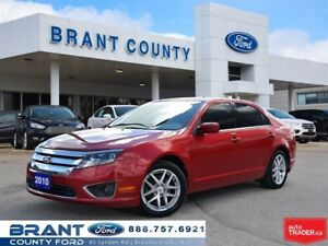 2010 Ford Fusion SEL - CLEAN CARPROOF!