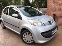 Peugeot 107 Urban 1.0 litre 5 Door **£20 Road Tax**