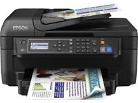 Epson wf-2650 all in 1 printer