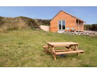 SUMMER OFFERS IN BRAND NEW SEAVIEW CABIN ON THE STUNNING LIZARD PENINSULA