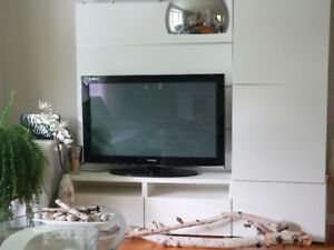 wall unite , TV table and modern cabinet