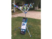 Portable Whirlybird Washing Line ** Only £15**