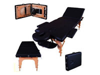 Almost new, great quality massage bed