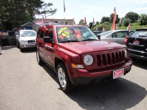 2011 Jeep Patriot North SUV, Crossover E-TESTED & CERT