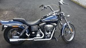 REDUCED - Harley Davidson Dyna Wide Glyde 100 year anniversary