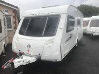 SWIFT CHALLENGER 530- 2009- 4 BERTH- END CHANGING ROOM