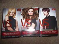 VS Hair Colour Kit - 100% Grey Coverage (Permanent Colour)