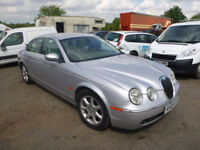 JAGUAR S-TYPE SE PLUS AUTOMATIC - KH05OJV - DIRECT FROM INS CO