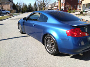2005 Infiniti G35 COUPE E-Tested + Well Maintained + Upgrades