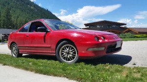 1997 Acura Integra Gs. (5spd , sunroof , leather)