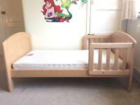 John Lewis junior toddler bed