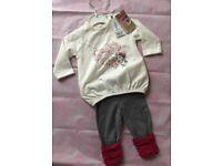 Designer baby girl gift box