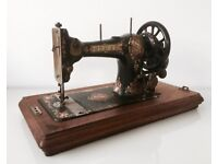 Antique Sewing Machine Jones