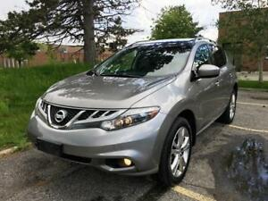 2011 NISSAN MURANO LE, 1 OWNER, LEATHER, NAVI, CAM