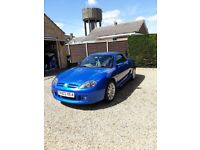 MG TF 135 SPRINT 2003.Good condition lovely car in Trophy Blue 0nly 56500 ml. Soft top &Hardtop