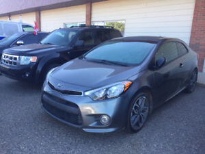 2014 Kia Forte 5 Coupe (2 door) Finance Available
