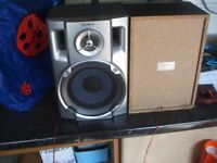 SONY SPEAKERS PAIR SS-EC50 COLLECTION ONLY