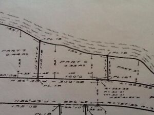 Waterfront Lot for Sale Connaught ON