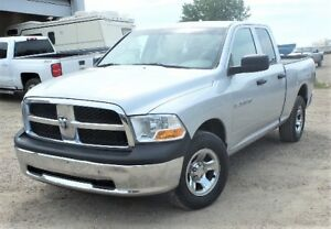 2012 Ram 1500 ST $0 DOWNPAYMENT (OAC)