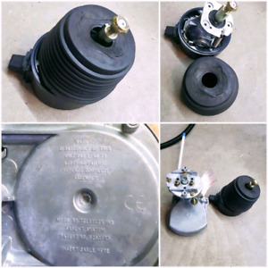 Teleflex cable tilt steering package