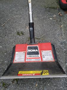 Noma snow thrower
