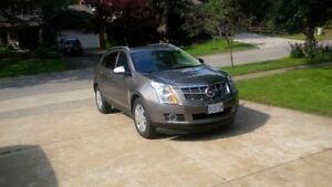 2012 Cadillac SRX chrome SUV, Crossover
