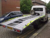 VAUXHALL MOVANO 2.3 CDTI 62 REG 2012 * 150 BHP 6 SPEED DIESEL 3.5 TON RECOVERY TRUCK CAR TRANSPORTER