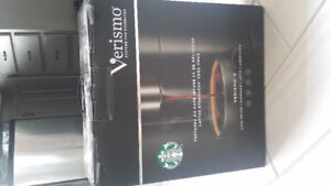 Starbucks Verismo Coffee Maker and other items
