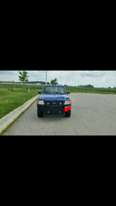 2002 Ford ranger AS IS