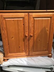 Pine sideboard free local delivery