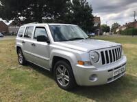 Jeep Patriot excellent on fuel