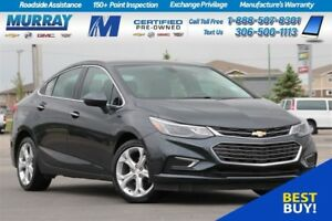 2017 Chevrolet Cruze Premier*REMOTE START*HEATED SEATS*