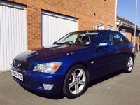 2002 Lexus Is200 2.0 Petrol Sport+Sunroof+HTD Seats+not avensis is220d corolla 320 a4 passat mondeo