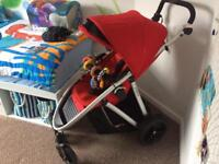 phil & teds verve pushchair