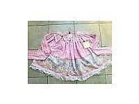 bodyline skirt pink carousel
